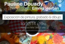 Exposición personal en Buenos Aires 10/12/14