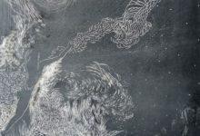 Expérimentations lithographiques au Télégraphe - manière noire