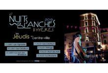 août 2019: Nuits blanches à Hyères